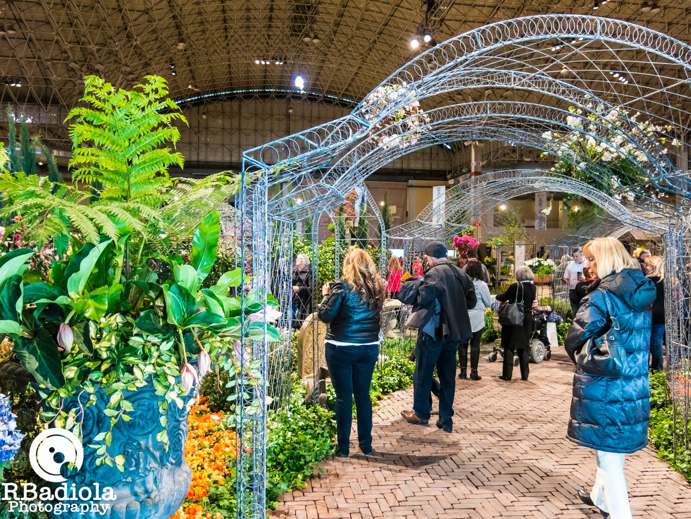 Me and my aperture The 2014 Chicago Flower and Garden Show