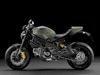 Ducati Monster 2012 Diesel
