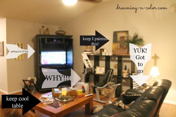 Dreamingincolor Living Room Design A Redo