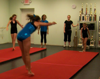 charlotte nc tumbling classes for beginners