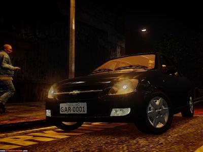 Faróis Realisticos Para GTA IV