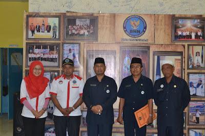 Kakankemenag Tanjungbalai Berkoordinasi dengan BNN Kota Tanjungbalai Wujudkan Siaga Madrasah Anti Narkoba
