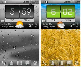 3D Flip Clock & World Weather 0.68