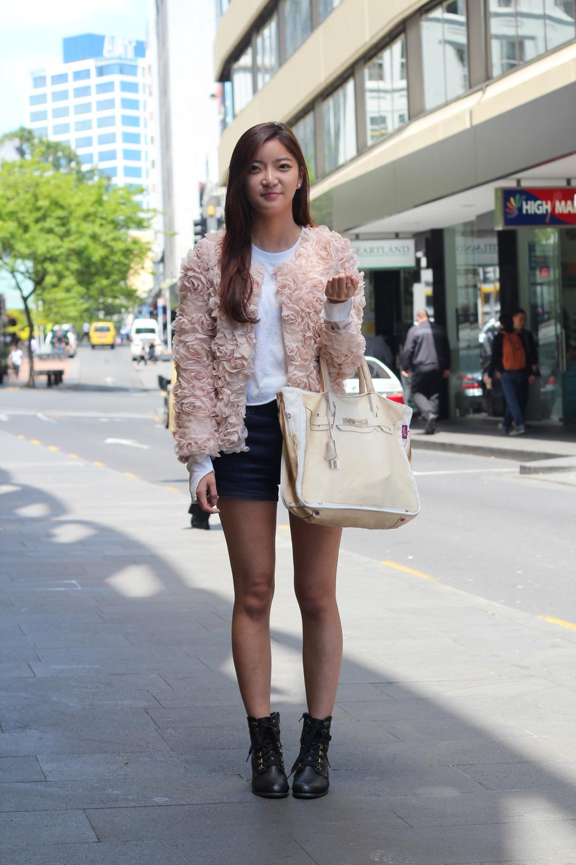 Foureyes New Zealand Street Style Fashion Blog Karen