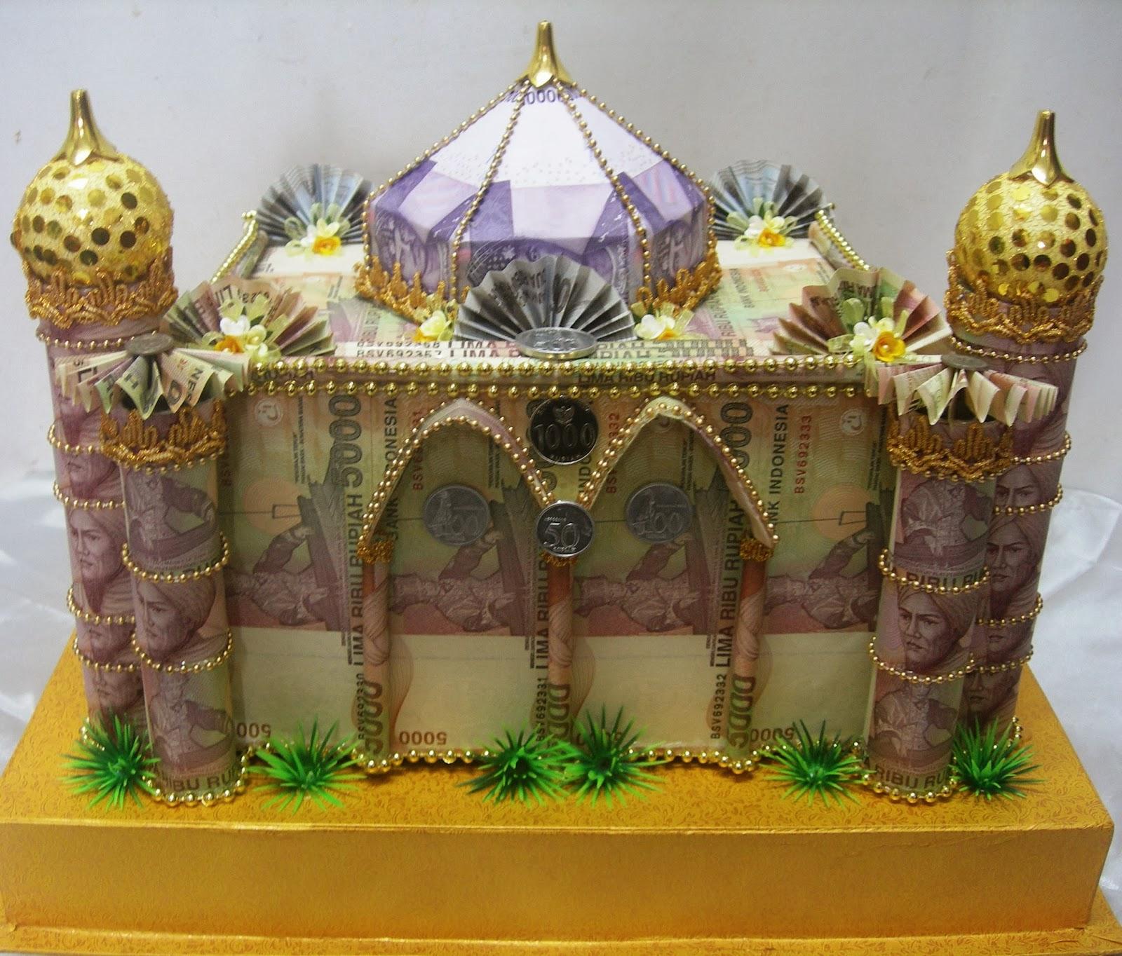 Masjid 4D kotak kaca