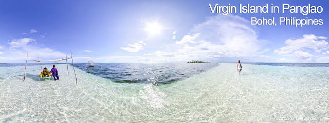 Virgin Island in Panglao, Bohol Philippines Tour Guide Virgin island panglao bohol pictures