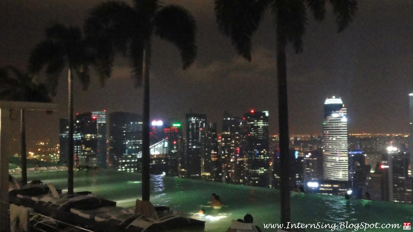 Préférence InternSing: Marina Bay Sands et son chocolate barhuuuuuuuuum FE99
