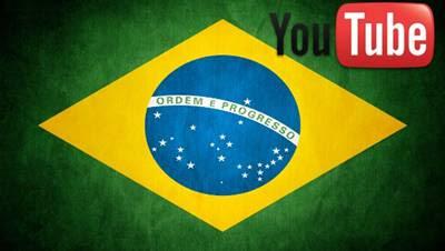 Vídeos famosos YouTube Brasil