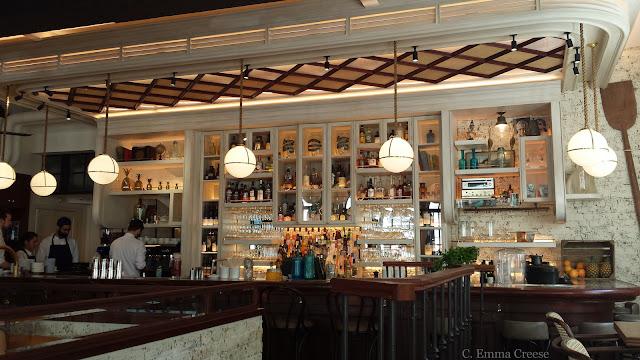 Blixen brunch restaurant Shoreditch London