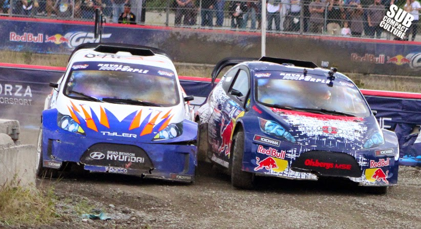 Global Rally Cross Lites
