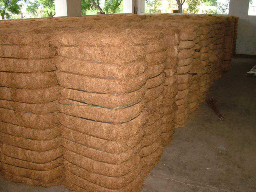 produk olahan sabut kelapa