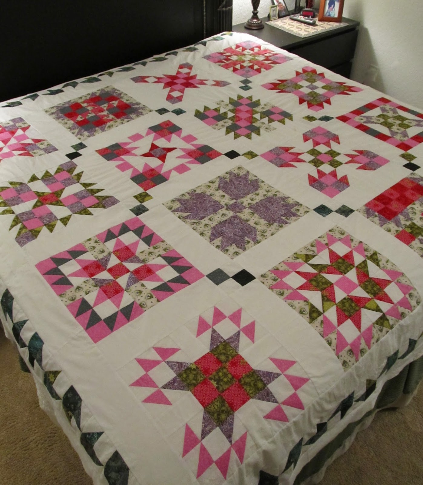 how to make a quilt book