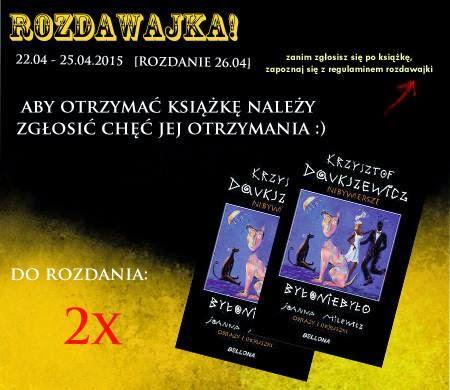 http://alicyawkrainieslow2.blogspot.com/2015/04/rozdawajka.html