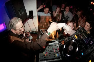 funny picture: dj grandfather