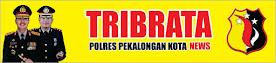 Tribrata News Polres Pekalongan Kota