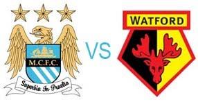 Prediksi Skor Manchester City vs Watford 05 Januari 2013