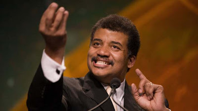 portrait of neil degrasse tyson