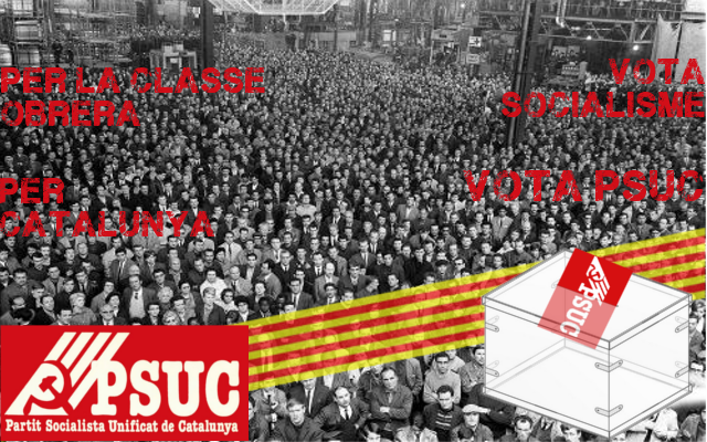 80 aniversari del PSUC