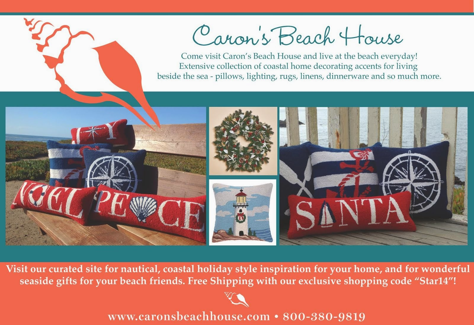 Look for our Ad in Cottages and Bungalows!