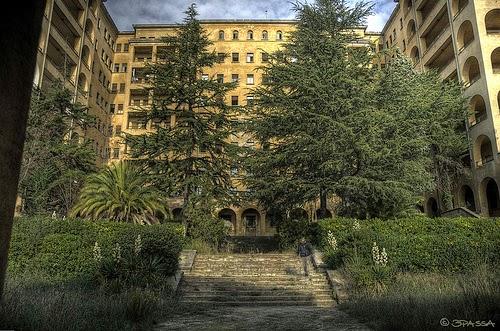Misterios: Lugares Misteriosos - Hospital del Tórax (Terrasa)