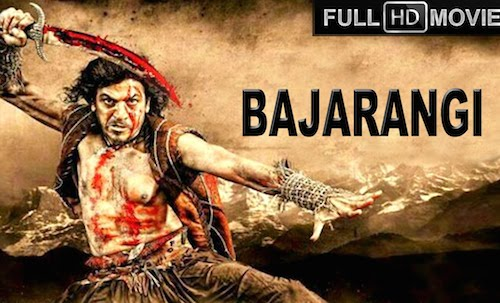 Bajarangi (2015) Hindi Dubbed WEBRip 480p 350mb