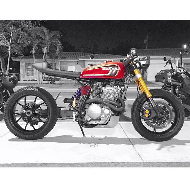 XR Gas N' Go - RocketGarage - Cafe Racer Magazine