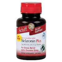 Melatonin Plus from Schiff is good stuff