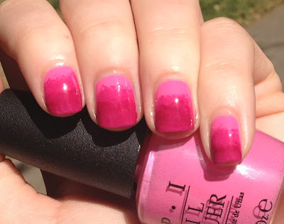 OPI If You Moust You Moust OPI Dim Sum Plum OPI Casino Royale