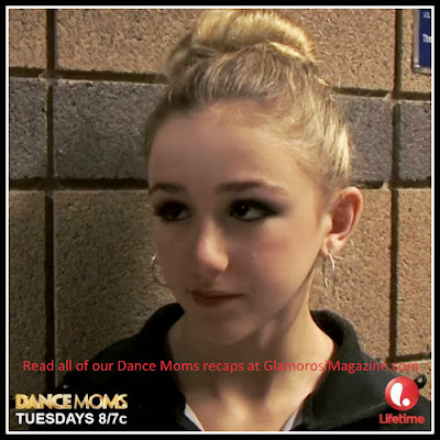 Chloe Lukasiak, star of Dance Moms on Lifetime