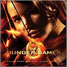 capa CD - CD Trilha Sonora Filme Jogos Vorazes (2012)