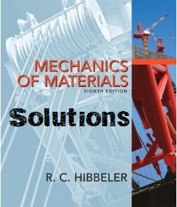 structural analysis hibbeler 8th edition solution manual si units
