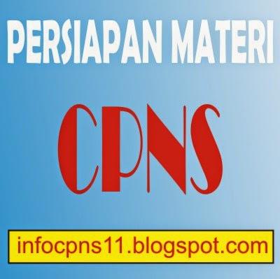 Materi Yang Perlu Disiapkan Dalam Menghadapi Ujian Cpns Info Cpns
