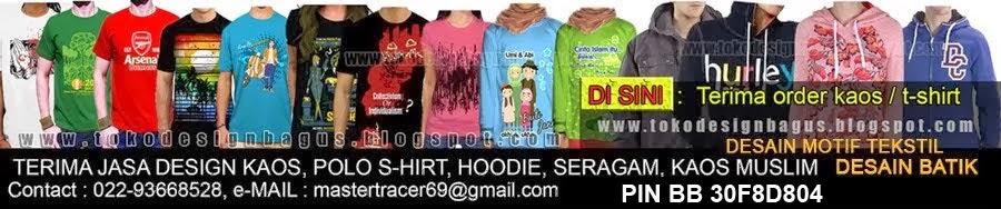 desain kaos | desain t-shirt  | desain grafis percetakan | clothing distro | design tekstil