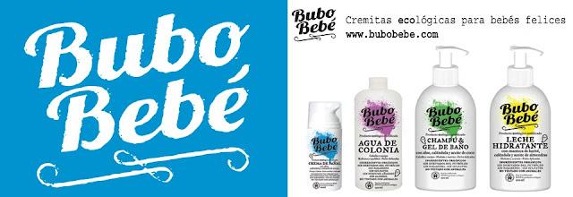 Bubobebé cremas ecologicas para bebés