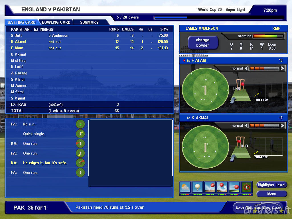 International Cricket Captain 2010 Pc Game