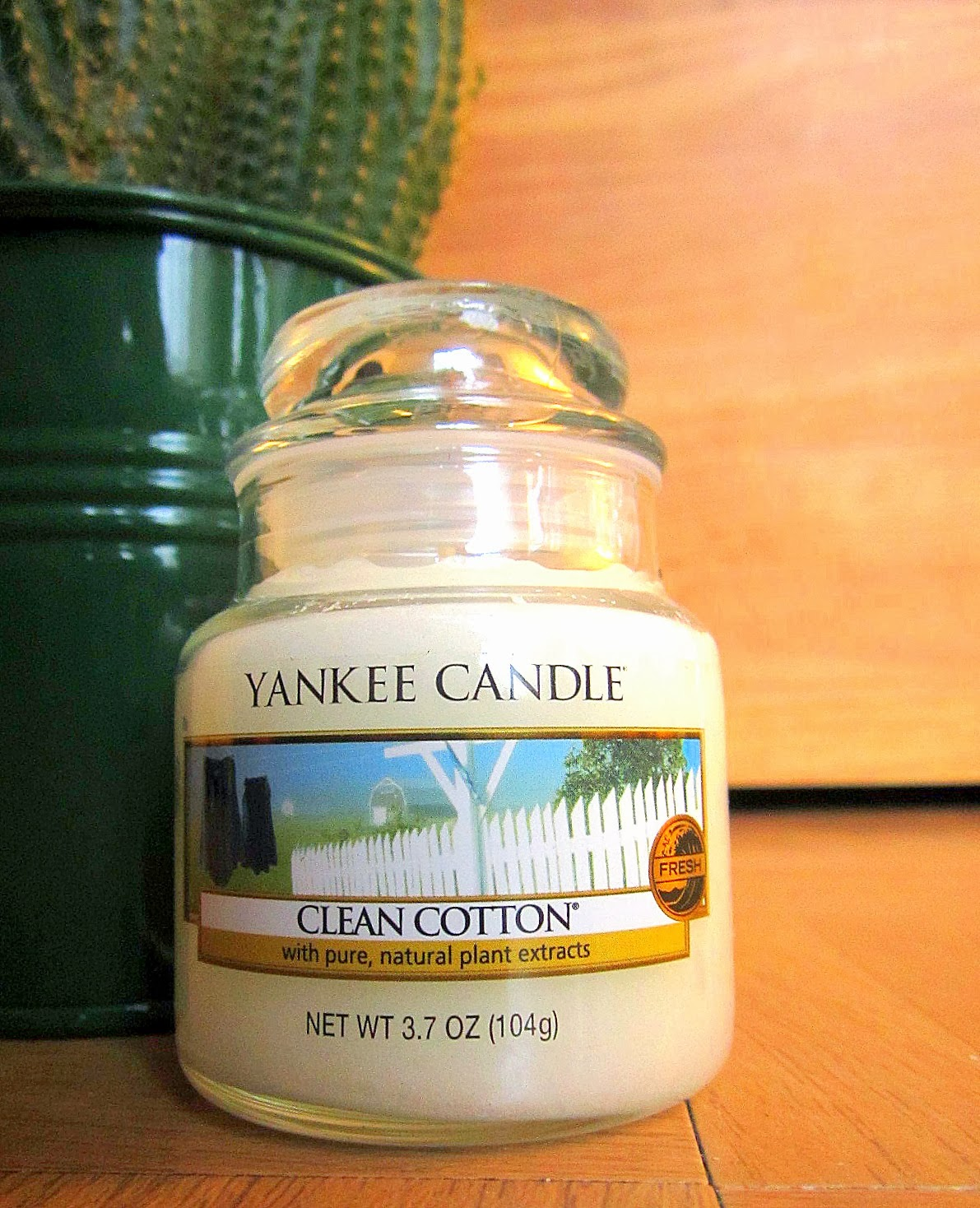 Deco: bougies Yankee Candles