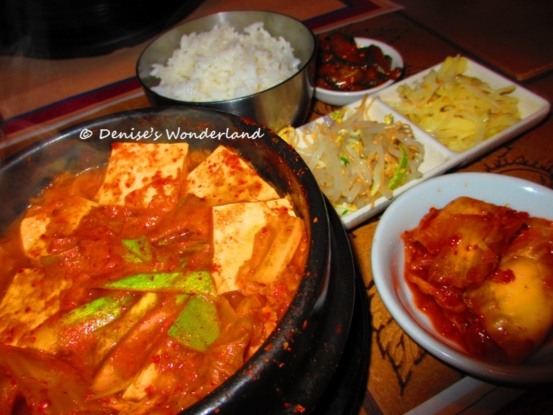 Authentic korean food at seoul garden in the hague for Authentic korean cuisine