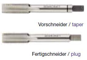 Mũi taro ren trong HSS ren G/BSP DIN 5157