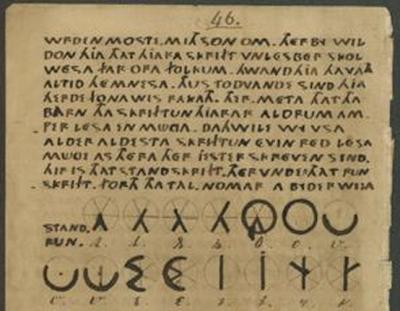 .+Oera+Linda+Book 10 Penemuan Benda Prasejarah yang Masih Jadi Misteri Sejagat Raya