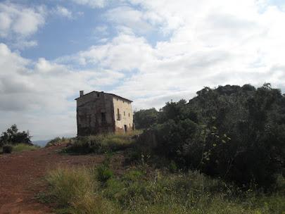 Masia de la Mocha, Serra Calderona, agost 2015