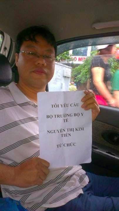 """Một hình thức biểu tình có 1 không 2 trên thế giới: """"biểu tình trong xe taxi"""""""