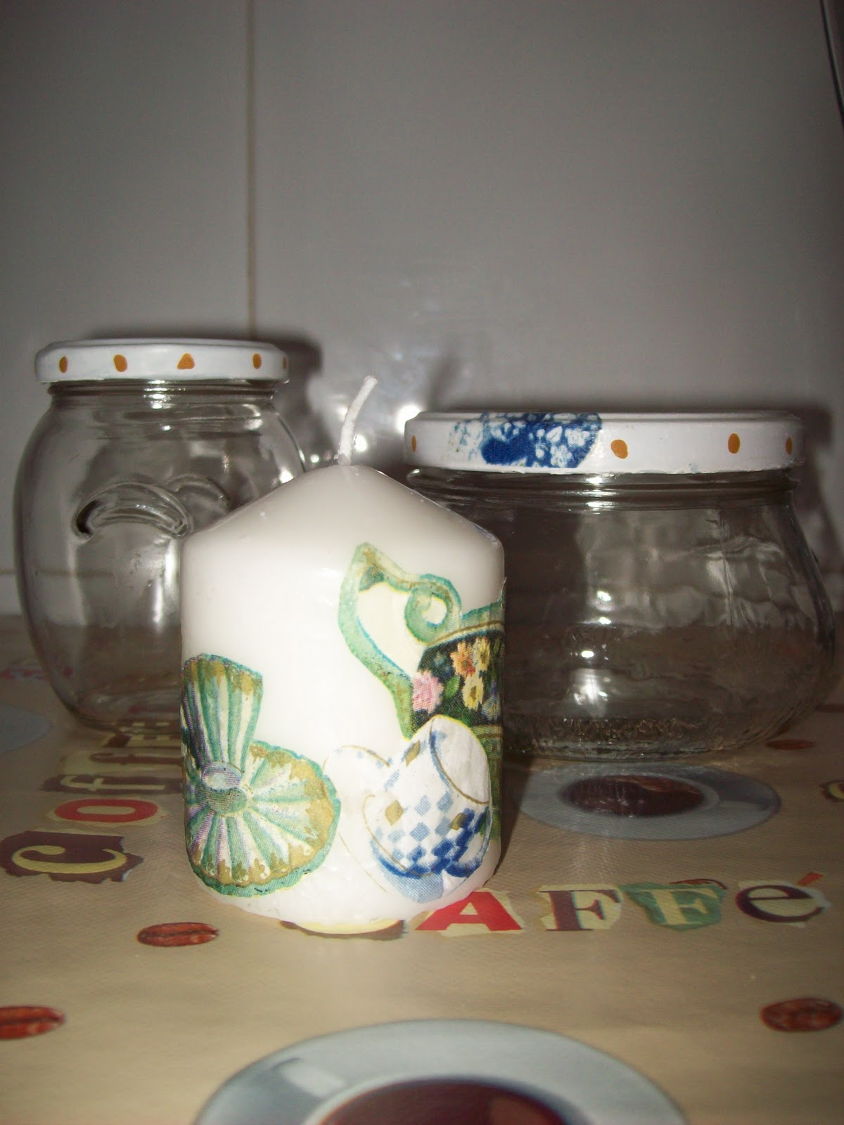 Cosas en el desv n botes de cristal decorados for Botes cristal decorados