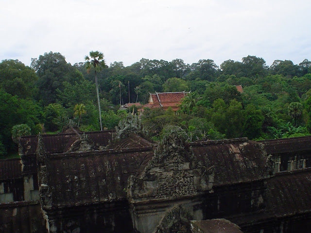 Temples d'Angkor dans la jungle - Cambodge