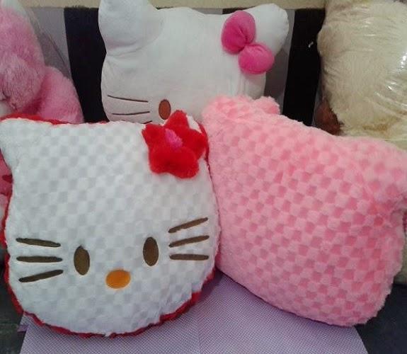 Boneka Bantal Hello Kitty Murah Semua Warna