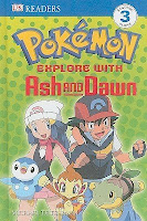 bookcover of Pokemon: EXPLORE WITH ASH AND DAWN