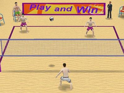 Qlympics: Volleyball