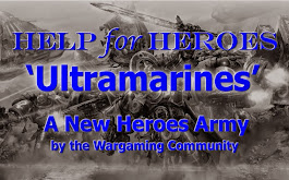 HELP for HEROES 'Ultramarines'