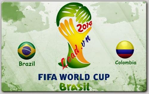 Brazil , Colombia , Quarter Final