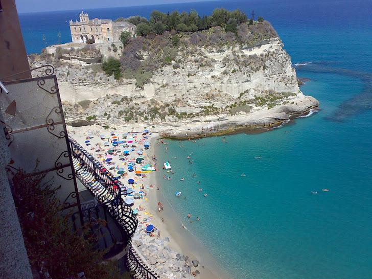 Adoro Tropea, i suoi colori,  profumi e sapori