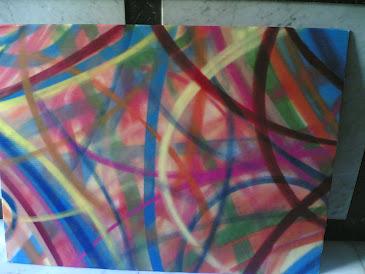 cuadro Graffiti Snow